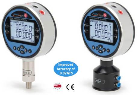 デジタル圧力校正器