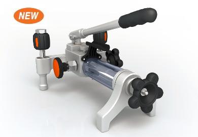液圧用テストポンプ