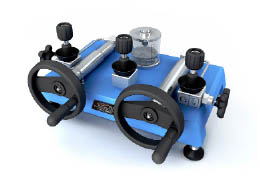 液圧高圧用テストポンプ